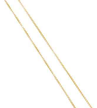 Baby Box Chain in 14KY Gold