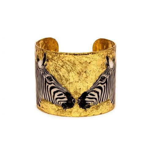 zebras cuff by evocateur