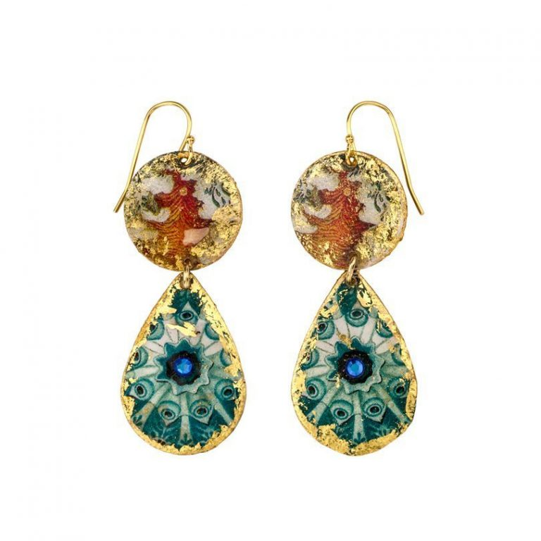 jellies earrings by evocateur
