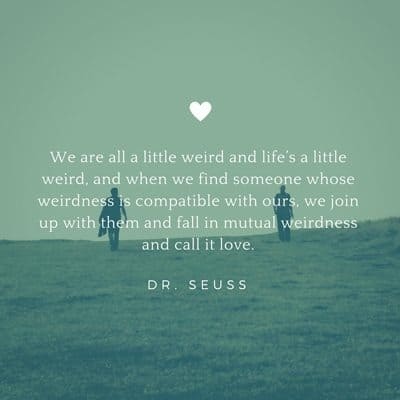 Valentines Day Quote 3 Dr Seuss