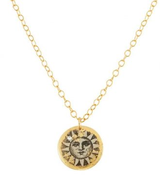 Sun Mini Pendant by Evocateur